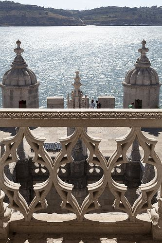 Torre de Belém - Tagus view, Lisbon - PORTUGAL.. Where my grandparents and nana are from! Someday over the rainbow...