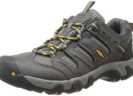 KEEN Men's Koven Hiking Shoe, Magnet/Gargoyle, 11.5 M US #DailyDeals
