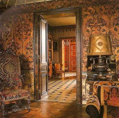 Rudolph Nuryev's apartment