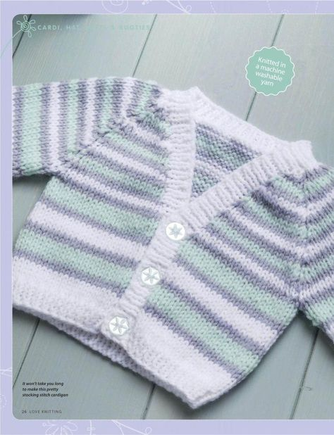 Love Knitting for Babies 2015 07
