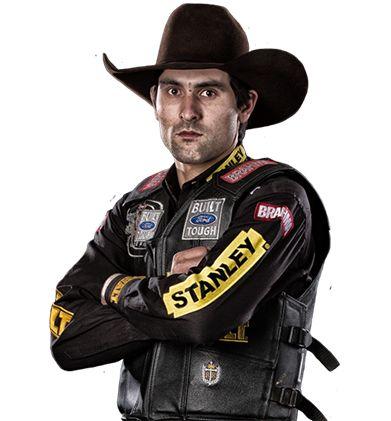 Professional Bull Riders - Silvano Alves