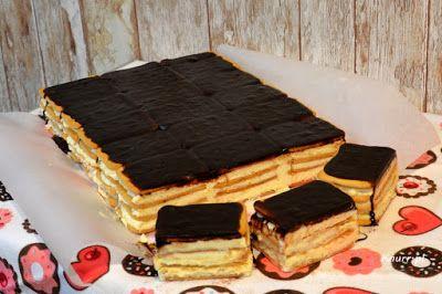 Mam głoda na Knurr'a!: Ciasto z krakersami bez pieczenia
