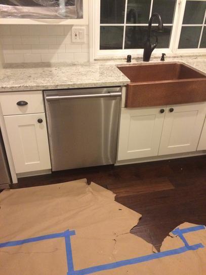 best 25 apron front sink ideas on pinterest off white kitchen cabinets apron sink and deep. Black Bedroom Furniture Sets. Home Design Ideas