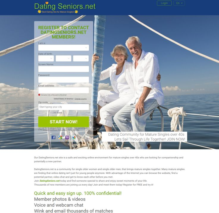 Dating website for sailors