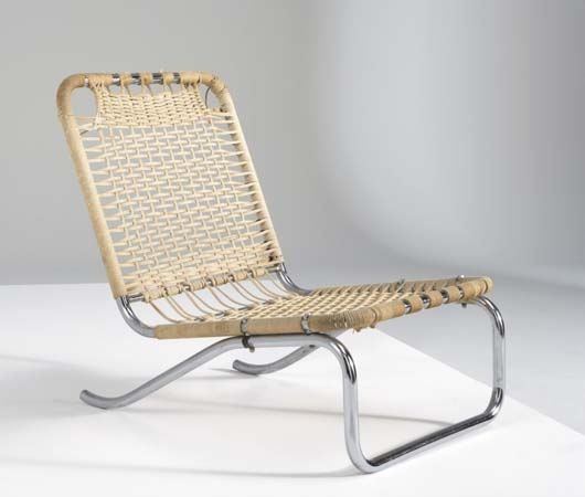 COOL CHAIR – J J P Oud – NETHERLANDS – 1933