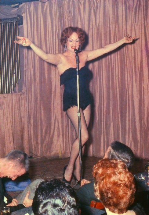 PHOTOS: Drag Queens in the 1960s | G Philly