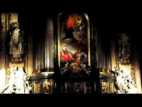 Macchina barocca di Andrea Pozzo, Chiesa del Gesù - Roma (manortiz)