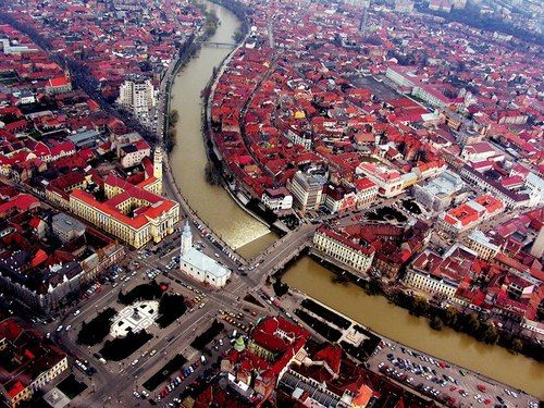 Oradea, Romania. Bihor