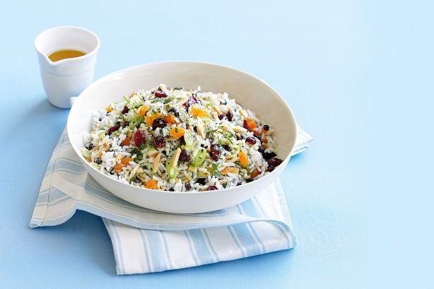 Fruity Rice Salad Recipe - Taste.com.au