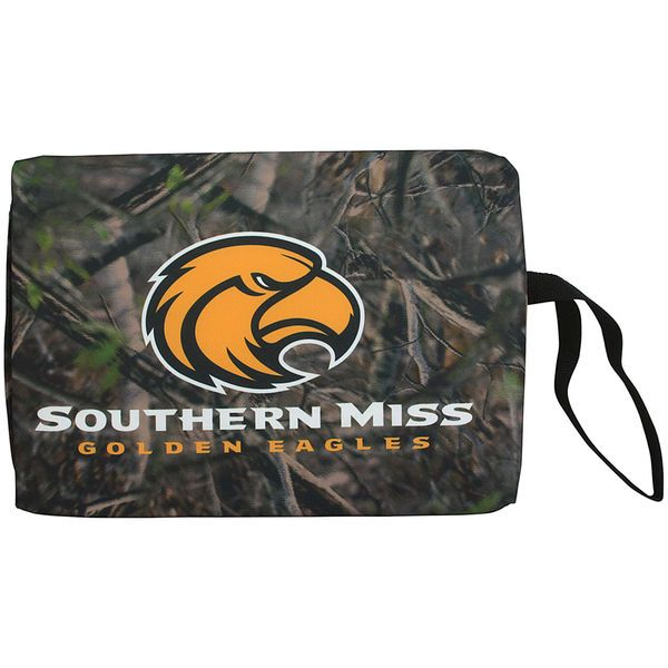 Southern Miss Golden Eagles Stadium Cushion - Realtree Camo - $14.99