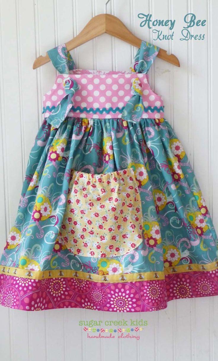 handmade childrens dresses | ... you for shopping with Sugar Creek Kids - Children's Handmade Clothing