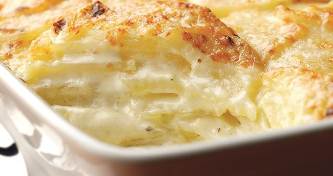 Love Potatoes - Potato Dauphinoise Recipe | Love Potatoes