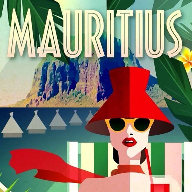 Afrika Kıtası'nın güney doğusunda yer alan tropikal cennet; Mauritius! #Afrika #Mauritius #Maximiles #ArtDeco #vintage #poster #travel #city#postcard #tropikal #tropical #holiday #vacation #seyahat #tatil #şehir #kartpostal #gezi #ÖzgürceUç #DünyaSizin #OnuİyiKullanın #ŞehirPosterleri #instagood #picoftheday #instacity