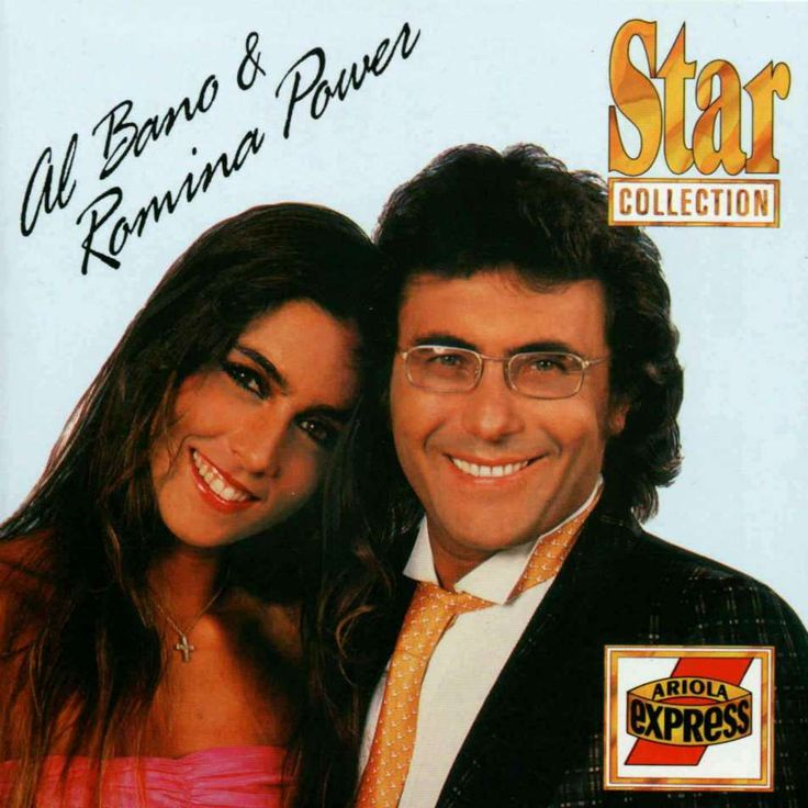 Albano And Romina Power Cantantes Y Grupos Musicales Que