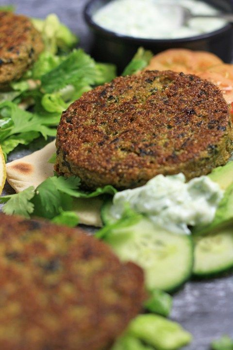 Amaranth Butternut Squash and Cavolo Nero Burgers