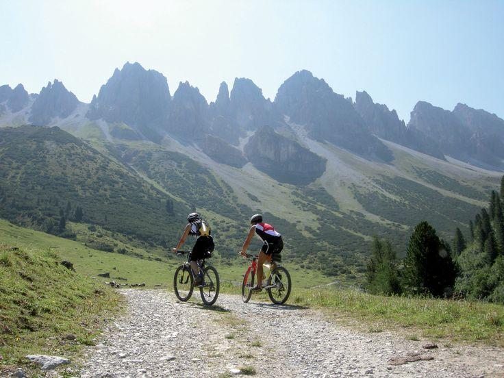 Innsbruck biking the mountains!