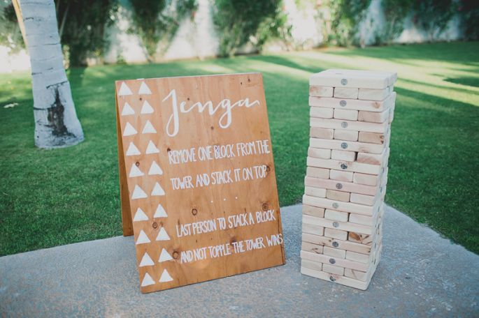 Palm Springs Real Wedding at the Cree Estate