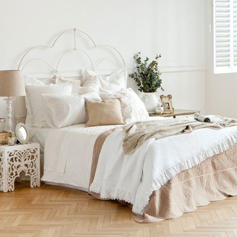 M s de 25 ideas incre bles sobre colchas cama en pinterest - Zara home online espana ...