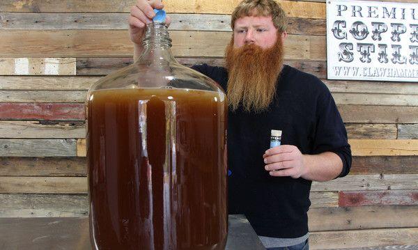 Apple Moonshine Recipe – Copper Moonshine Still Kits - Clawhammer Supply
