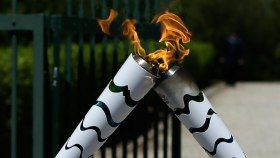 Early Thursday morning, the Olympic flame was lit in Olympia, Greece, marking the beginning of the Rio 2016 torch relay....