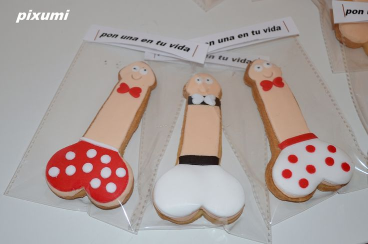 galletas despedida de soltera | Stick Cookies? | Valentine's Day Cookies |