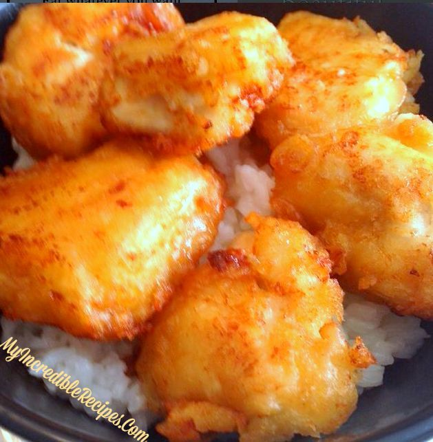 how to cook battered chicken