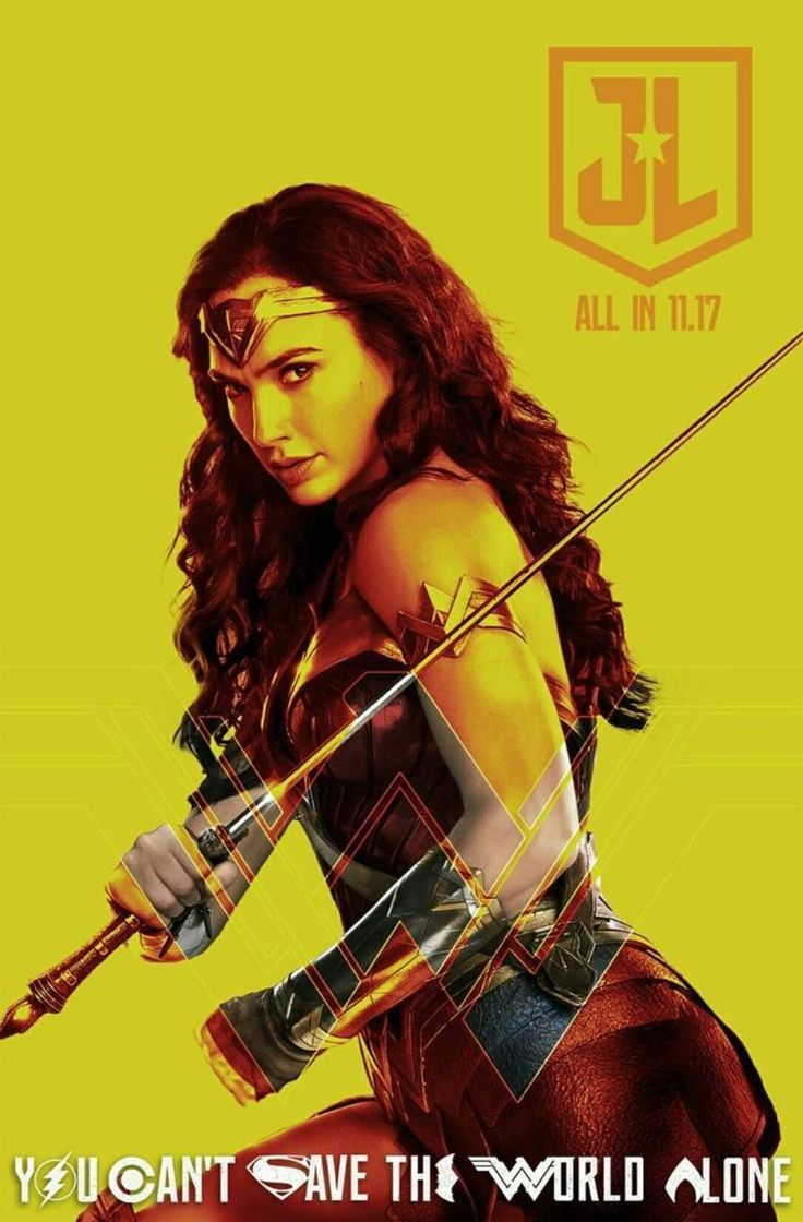 All In : Wonder Woman