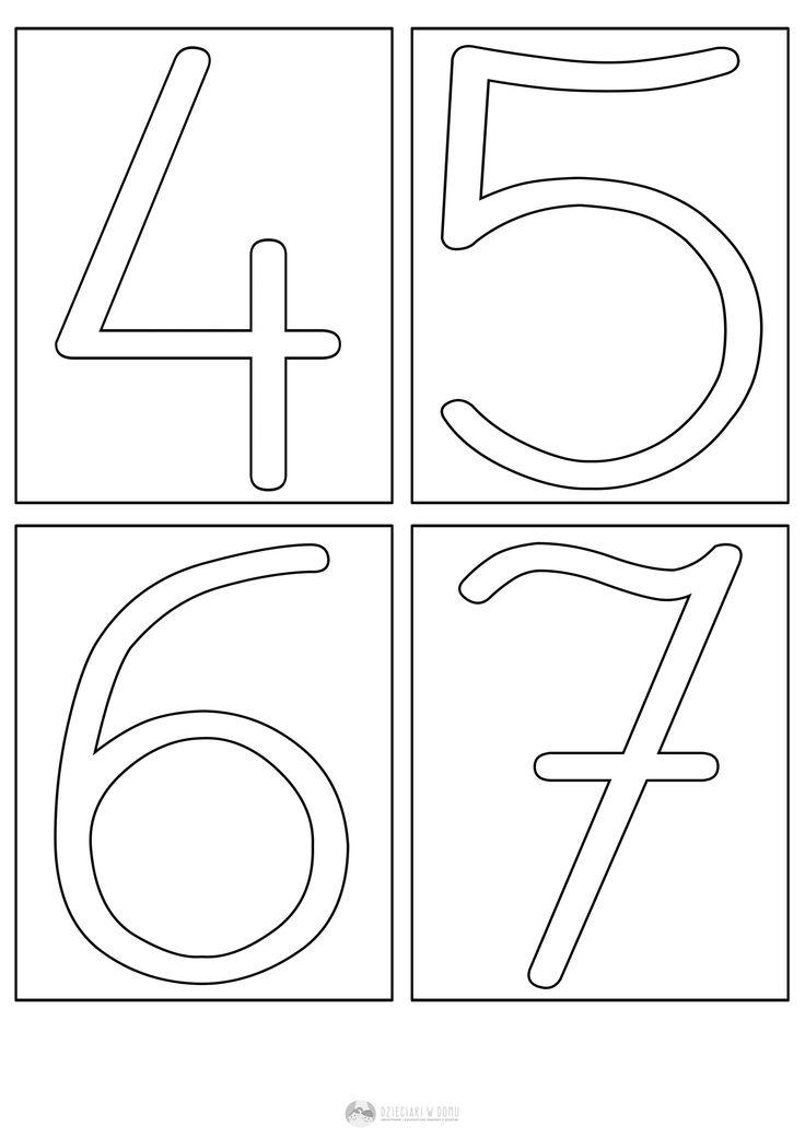 Znalezione obrazy dla zapytania karty pracy do druku litery