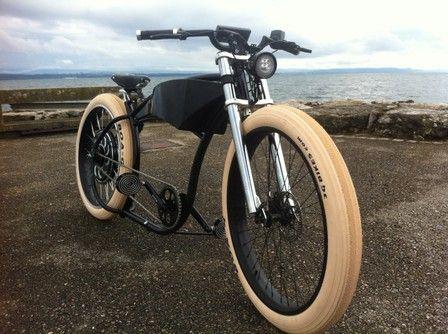 Ocobike Custom E Bike Ocobike Beach Cruiser Velo Shop Neuchatellowriders Bikes