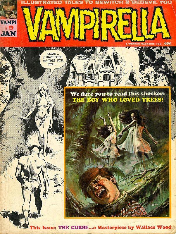 Classic+Comic+Book+vampirelli   monthly comic book covers for bedevil you vampirella comic that