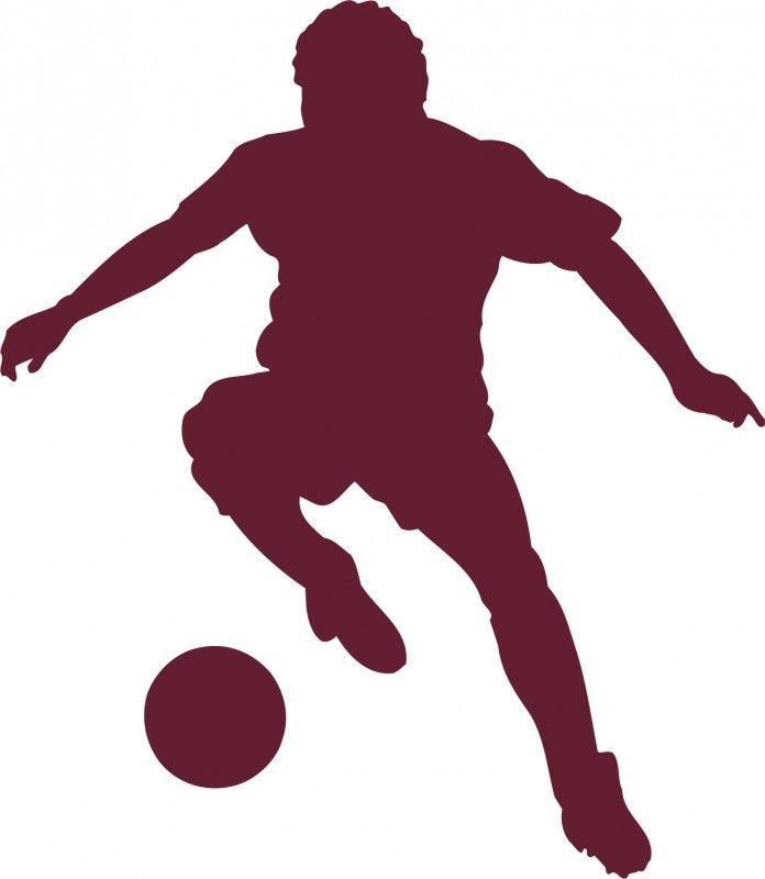 muursticker kinderkamer voetbal 06 | Muurstickers Kinderkamer | Portret-stickers.nl