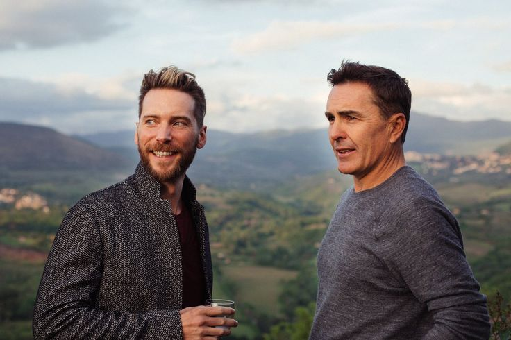 Yes! Troy Baker and Nolan North. Seriously like the 2 best video game voice actors ever.