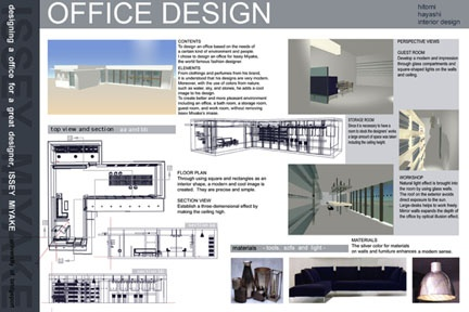 Interior Design Presentation Boards - Hitomiforissey