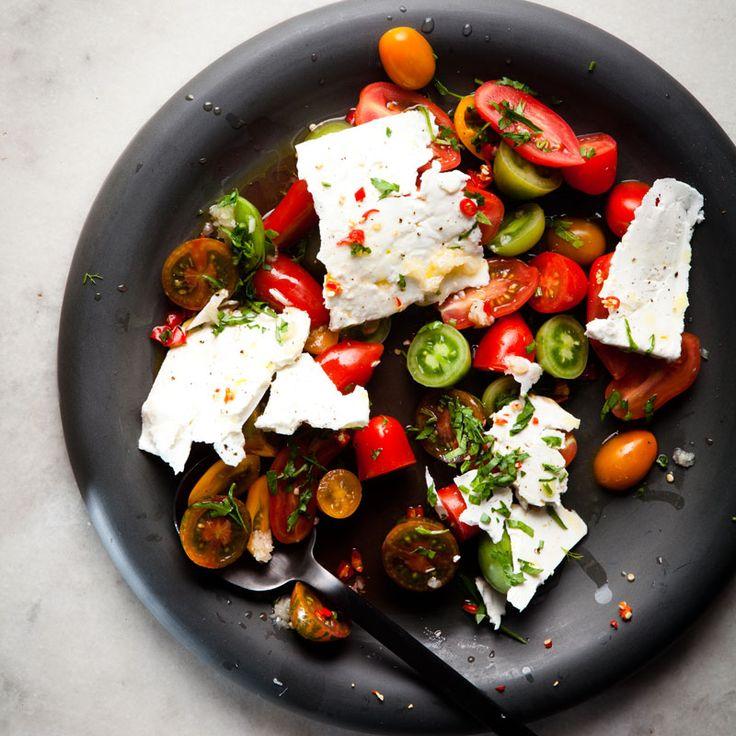 Exotic tomato salad | Woolworths TASTE