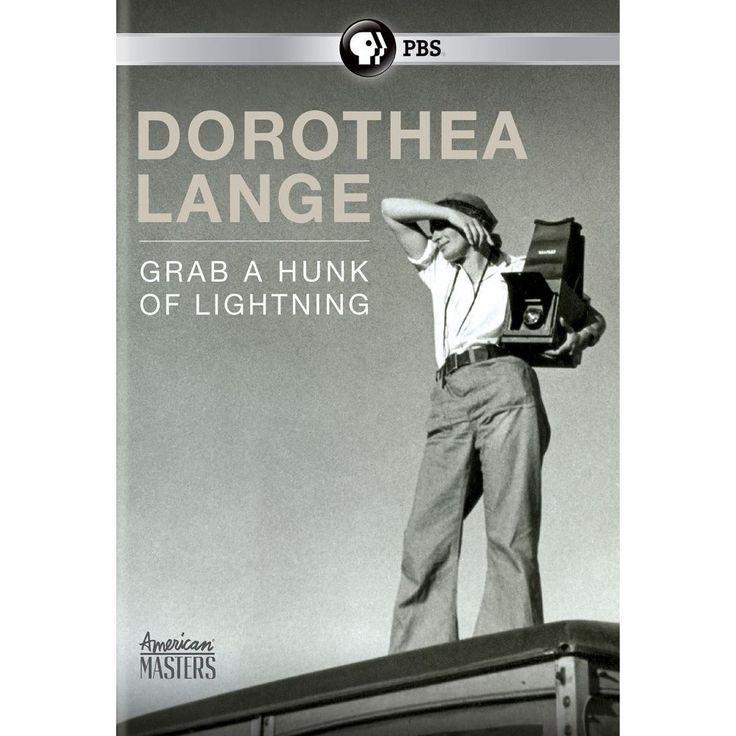 American Masters: Dorothea Lange - Grab a Hunk of Lightning