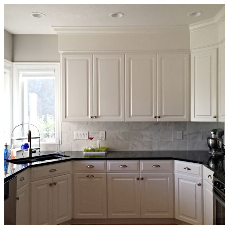 Best 25+ Backsplash Black Granite Ideas On Pinterest
