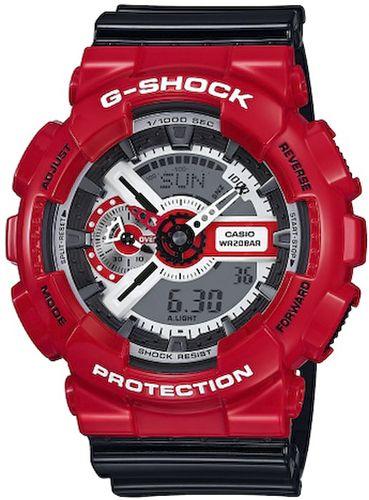 Zegarek męski Casio G-Shock GA-110RD-4A - sklep internetowy www.zegarek.net
