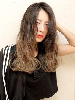 ★ street girly semilong ★
