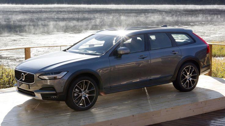 """Volvo V90 recebe versão """"Cross Country""""!"""