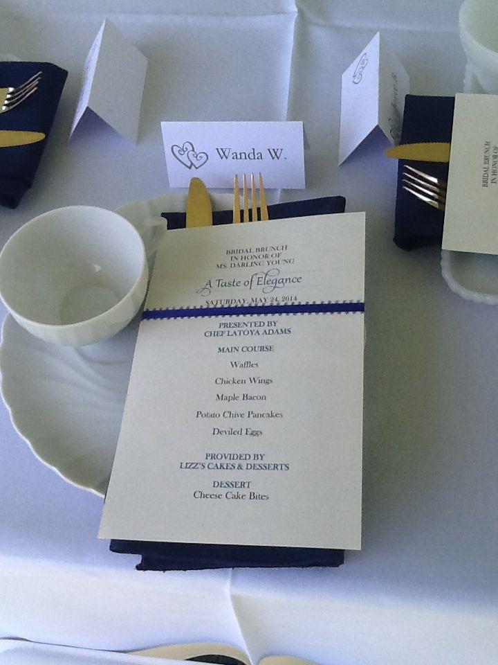 grace event planning breakfast - photo #17