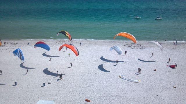 Kiting in Florida