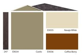 Best exterior color combinations for indian houses Indian house color combinations