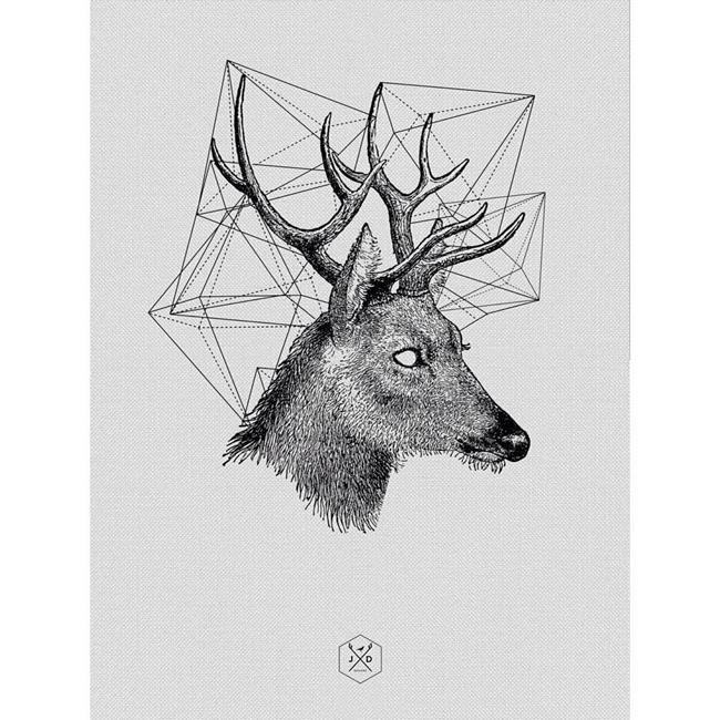Geometrik Çizimlerin Psikolojiye Etkilerini Anlatan 20+ Çalışma Sanatlı Bi Blog 16