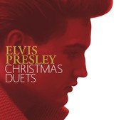 Elvis Presley Christmas Duets, Elvis Presley I received this CD for a gift and wasn't sure what to expect, but it's a pretty fun listen, overall. My only comment would be that on a few of the songs, the mixing was unbalanced - by that I mean the current artist's harmony is sometimes louder than Elvis's voice on melody. I would have mixed it a bit differently, personally, and kept Elvis's voice more prominent.
