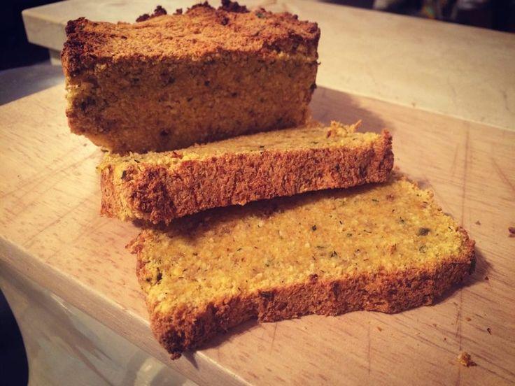 Dyniowo-marchewkowy chlebek bezglutenowy (bez glutenu, bez jajek, bez mleka…