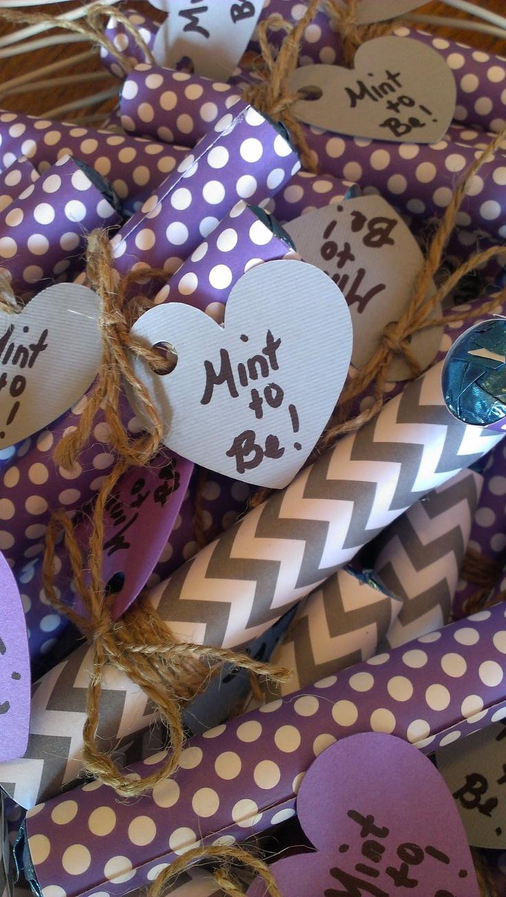 """we are """"mint"""" to be, with a """"V 8.2.14"""" on the back of the heart. love it!!"""