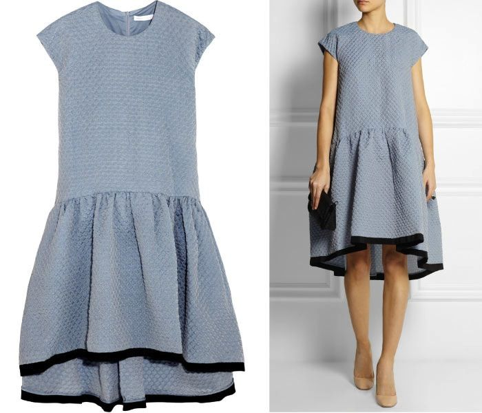 VICTORIA BECKHAM CLOUD DRESS