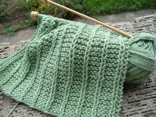 13 Best Hand Knitted Dishcloth Patterns Images On