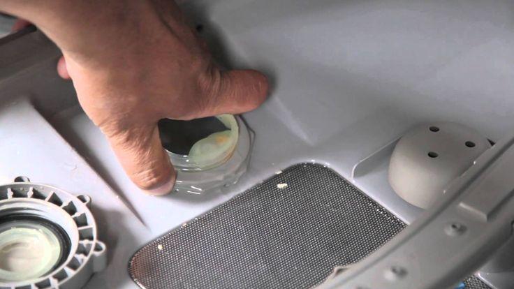 Siemens Spülmaschine reparieren, wenn sie ausläuft. Anleitung.