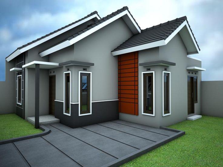 kecil sederhana 1 lantai #rumah #minimalis #fasad #desain